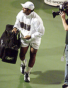 Leander Paes of India.