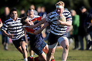 AI120488 Dunedin-Rugby, John McGlashan College 2nd XV VS Otago Boys Highschool Seniors 9 August 2014