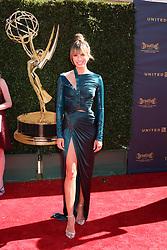 April 30, 2017 - Pasadena, CA, USA - LOS ANGELES - APR 30:  Renee Bargh at the 44th Daytime Emmy Awards - Arrivals at the Pasadena Civic Auditorium on April 30, 2017 in Pasadena, CA (Credit Image: © Kathy Hutchins/via ZUMA Wire via ZUMA Wire)