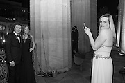 MASON MARTELL; LARA MARTELL; PIPER MARTELL, South Carolina Inauguration Ball. National portrait gallery and Smithsonian. Washington. 19 January 2017