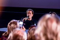 9th Lyon Film Festival. Masterclass Eddie Mitchell