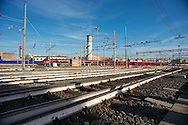 Roma, 27/11/2016: Stazione Termini.<br /> &copy; Andrea Sabbadini