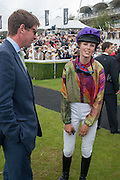 EDIE CAMPBELL, Ladies Day, Glorious Goodwood. Goodwood. August 2, 2012