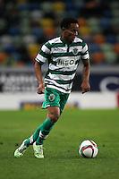 Andre Carrillo - 14.12.2014 - Sporting / Moreirense - Liga Sagres<br />Photo : Carlos Rodrigues / Icon Sport