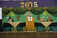 Southeast District Oklahoma Home and Community Education annual meeting held in Coalgate Oklahoma.
