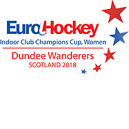 2018 EuroHockey Indoor Club Cup 2018 Women