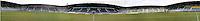 DEN HAAG - PANORAMA van het stadion,  tijdens de persbijeenkomst met betrekking tot het te houden WK hockey 2014 in het Kyocera voetbalstadion. FOTO KOEN SUYK