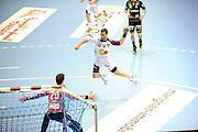 DESCRIZIONE : HandbaLL Cup Finale EHF Homme<br /> GIOCATORE : Frederic DOLE<br /> SQUADRA : Nantes <br /> EVENTO : Coupe EHF Finale<br /> GARA : NANTES Rhein Neckar<br /> DATA : 19 05 2013<br /> CATEGORIA : Handball Homme<br /> SPORT : Handball<br /> AUTORE : JF Molliere <br /> Galleria : France Hand 2012-2013 Action<br /> Fotonotizia : HandbaLL Cup Finale EHF Homme<br /> Predefinita :