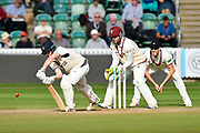 Adam Vogues of Middlesex batting during the Specsavers County Champ Div 1 match between Somerset County Cricket Club and Middlesex County Cricket Club at the Cooper Associates County Ground, Taunton, United Kingdom on 28 September 2017. Photo by Graham Hunt.