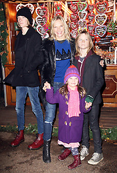 © Licensed to London News Pictures. 21/11/2013, UK.  Jo Whiley. Hyde Park Winter Wonderland VIP Opening, Hyde Park, London UK, 21 November 2013. Photo credit : Richard Goldschmidt/Piqtured/LNP