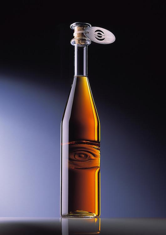 Bottle Design by Barrie Tucker