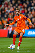 Luton Town midfielder Andrew Shinnie (11) during the EFL Sky Bet League 1 match between Luton Town and Oxford United at Kenilworth Road, Luton, England on 4 May 2019.