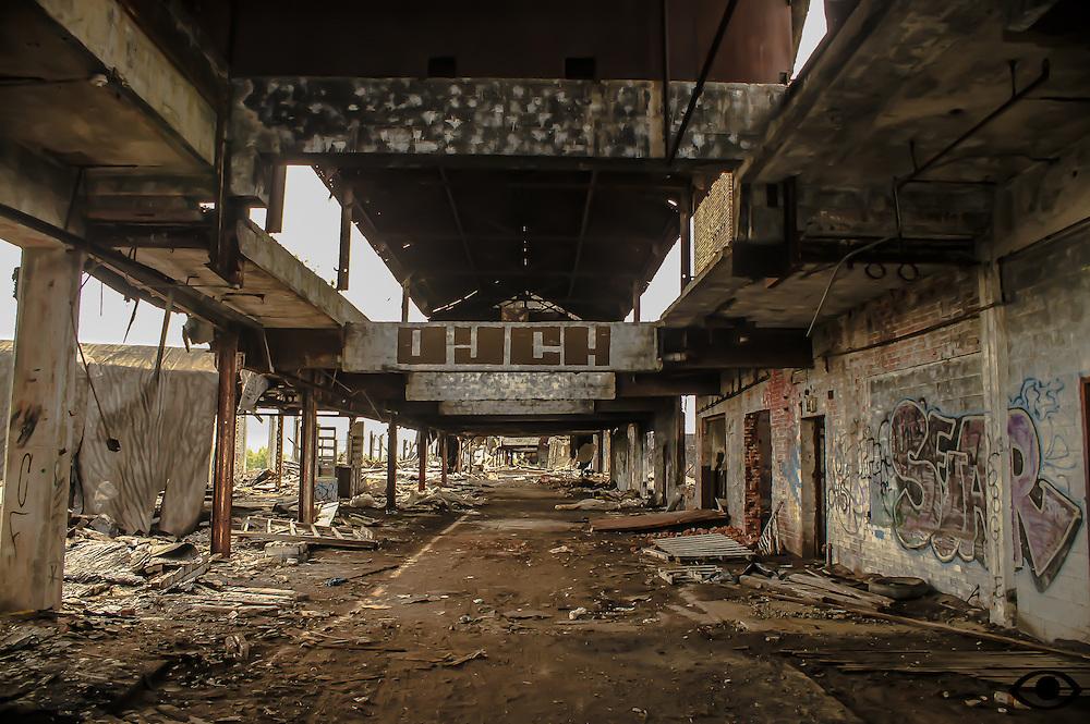The De Evolution of Detroit