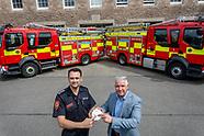 Islands insurance fire alarms
