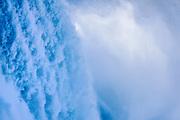 Horseshoe Falls, Niagara Falls, New York, USA.