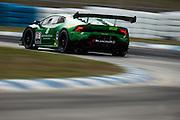 November 19-22, 2015: Lamborghini Super Trofeo at Sebring Intl Raceway. #113 Jurgen Krebs (DEU), Sportec Motorsport