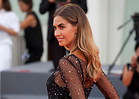 Melissa Satta at the premiere gala screening of the film Roma at the 75th Venice Film Festival, Sala Grande on Thursday 30th August 2018, Venice Lido, Italy.