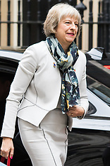 2015-10-27 Cabinet meets after tax credits defeat in  House of Lords