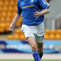 St Johnstone season 2005/06<br />Kevin James<br /><br />Picture by Graeme Hart.<br />Copyright Perthshire Picture Agency<br />Tel: 01738 623350  Mobile: 07990 594431