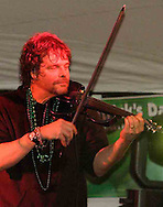 Ric Smith, from Columbus, and the band Homeland perform at the Dublin Pub, Saturday night, March 17th.   This is their 7th time performing for the St. Patrick's Day celebration at Dublin Pub.