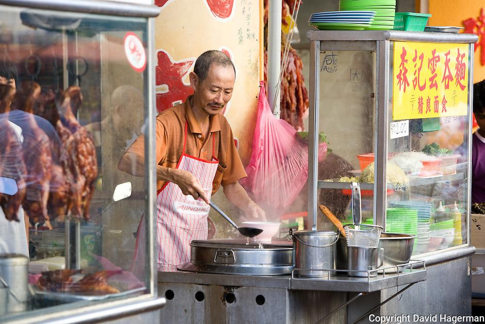 Street food is king in Penang