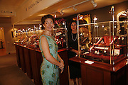 Sandra Cronan and Olivia Pall, Gala champagne reception and dinner in aid of CLIC Sargent.  Grosvenor House Art and Antiques Fair.  Grosvenor House. Park Lane. London. 15  June 2006. ONE TIME USE ONLY - DO NOT ARCHIVE  © Copyright Photograph by Dafydd Jones 66 Stockwell Park Rd. London SW9 0DA Tel 020 7733 0108 www.dafjones.com