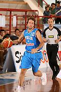 DESCRIZIONE : Porto San Giorgio 3° Torneo Internazionale dell'Adriatico Italia-Croazia<br /> GIOCATORE : Daniele Cavaliero<br /> SQUADRA : Nazionale Italiana Uomini Italia<br /> EVENTO : Porto San Giorgio 3° Torneo Internazionale dell'Adriatico<br /> GARA : Italia Croazia<br /> DATA : 06/06/2007 <br /> CATEGORIA : Palleggio<br /> SPORT : Pallacanestro<br /> AUTORE : Agenzia Ciamillo-Castoria/E.Castoria