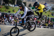 15 Boys #182 (BEARMAN Rico) NZL at the 2018 UCI BMX World Championships in Baku, Azerbaijan.