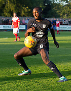 Dundee&rsquo;s Glen Kamara - Brechin City v Dundee pre-season friendly at Glebe Park, Brechin, <br /> <br /> <br />  - &copy; David Young - www.davidyoungphoto.co.uk - email: davidyoungphoto@gmail.com