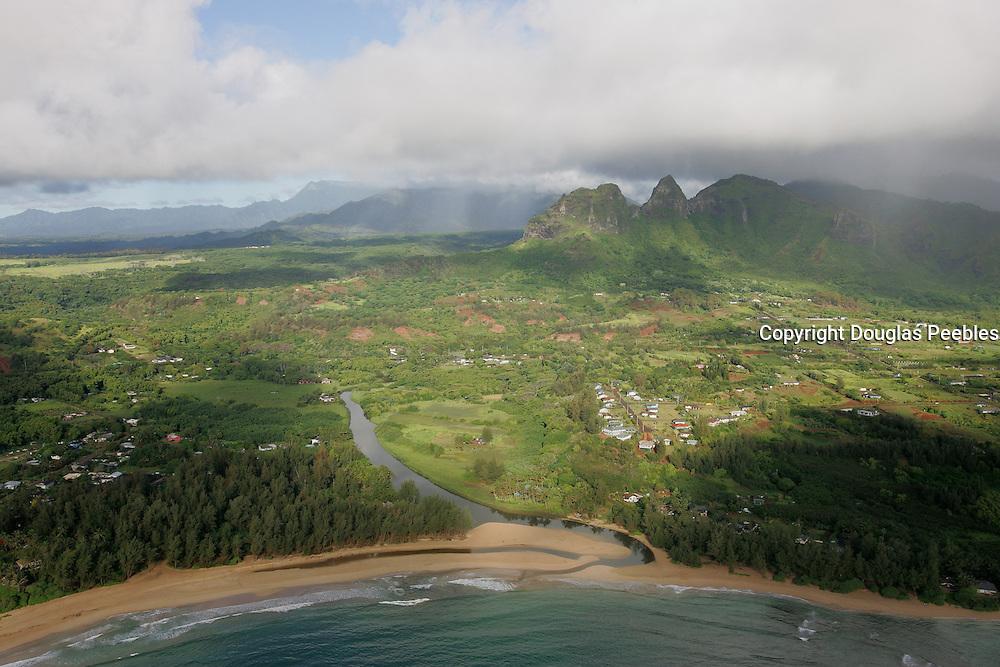 Aerial, Kauai<br />