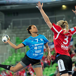 20150131: SLO, Handball - EHF Women's Champions League, RK Krim Mercator vs Thueringer  HC