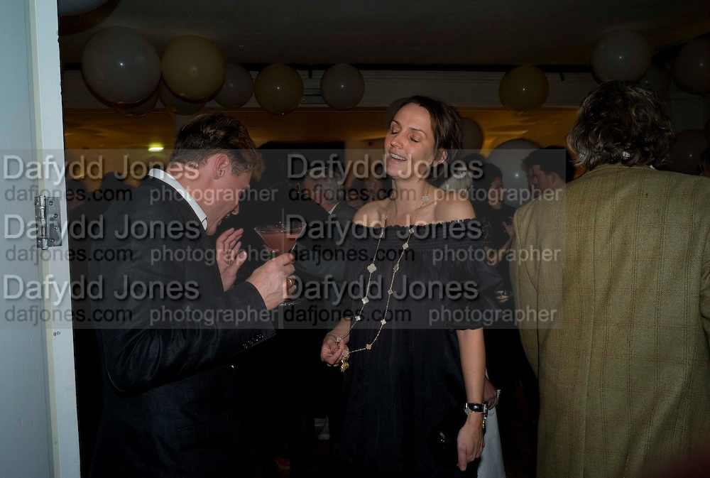 SAFFRON ALDRIDGE, Vogue Fantastic  Fashion Fantasy Party in association with  Van Cleef and Arpels and to celebrate Vogue's secret address book. 1 Marylebone Rd. London. 3 November 2008 *** Local Caption *** -DO NOT ARCHIVE -Copyright Photograph by Dafydd Jones. 248 Clapham Rd. London SW9 0PZ. Tel 0207 820 0771. www.dafjones.com