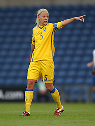 17.05.2011, Kassam Stadium, Oxford, ENG, FIFA WOMENS WORLDCUP 2011, FSP, England vs Sweden im Bild Caroline Seger of Sweden Women // during the International Friendly Match, England vs Sweden, for FIFA Women´s World Championship 2011 in Germany, Kassam Stadium, Oxford, 2011/05/17, EXPA Pictures © 2011, PhotoCredit: EXPA/ M. Atkins *** OUT OF UK! ***