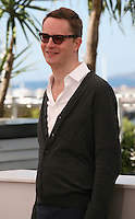 Director Nicolas Winding Refn at the Only God Forgives film photocall Cannes Film Festival on Wednesday 22nd May 2013