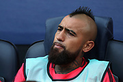 Arturo Vidal of FC Barcelona during the UEFA Champions League, Group B football match between FC Barcelona and PSV Eindhoven on September 18, 2018 at Camp Nou stadium in Barcelona, Spain - Photo Manuel Blondeau / AOP Press / ProSportsImages / DPPI