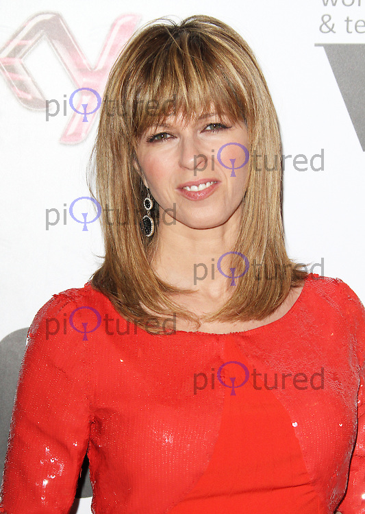 LONDON - DECEMBER 07: Kate Garraway attended the Women in Film and TV Awards at the London Hilton Hotel, Park Lane, London, UK. December 07, 2012. (Photo by Richard Goldschmidt)