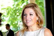 Prinses M&aacute;xima spreekt op bijeenkomst Financial Action Task Force.<br /> <br /> Hare Koninklijke Hoogheid Prinses M&aacute;xima der Nederlanden houdt woensdagmiddag 23 juni een toespraak op een bijeenkomst van de Financial Action Task Force (FATF) in Amsterdam. De Prinses spreekt in haar hoedanigheid als 'Special Advocate for Inclusive Finance for Development&rsquo;.<br /> <br /> De FATF is een internationaal samenwerkingsverband die standaarden vaststelt om witwassen en de financiering van terrorisme tegen te gaan. Voor een effectieve bestrijding van witwassen en terrorismefinanciering is een hoge mate van toegang tot de financi&euml;le diensten sector noodzakelijk.