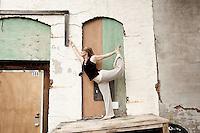 Whan you life is a ruin-do yoga!