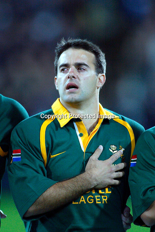 20th July, 2002. Tri-Nations Rugby Union. <br />