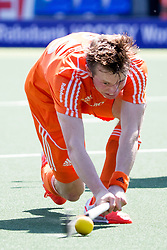 THE HAGUE - Rabobank Hockey World Cup 2014 - 13-06-2014 - MEN - SEMI-FINAL THE NETHERLANDS - ENGLAND 1-0 - Seve van Ass.<br /> Copyright: Willem Vernes