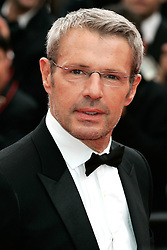"""11.05.2011, Cannes, FRA, Filmfestspiele von Cannes 2011, im Bild Actor Lambert Wilson attending the 63rd Annual Cannes Film Festival / Festival de Cannes 2011 - Opening and premiere of """"Midnight in Paris"""" .FESTIWAL FILMOWY W CANNES.PREMIERA FILMU.FOT. EXPA Pictures © 2011, PhotoCredit: EXPA/ EXPA/ Newspix/ Future Images +++++ ATTENTION - FOR AUSTRIA/(AUT), SLOVENIA/(SLO), SERBIA/(SRB), CROATIA/(CRO), SWISS/(SUI) and SWEDEN/(SWE) CLIENT ONLY +++++"""