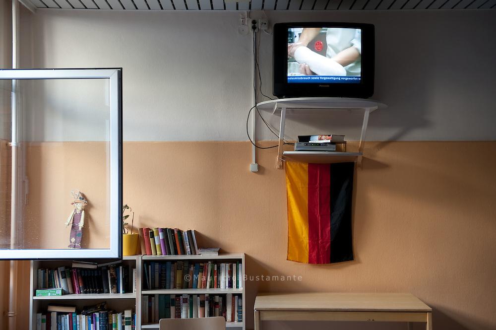 Pik As. Übernachtungsstätte für obdachlose Männer in Hamburg.