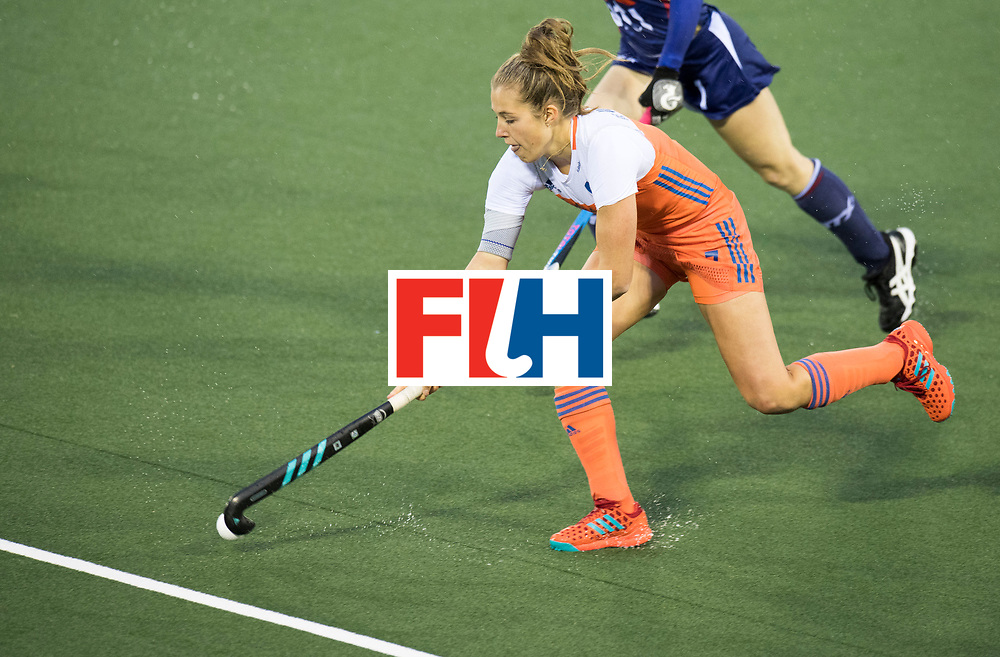 AUCKLAND - Sentinel Hockey World League final women<br /> Match id 10296<br /> 06 Usa v Netherlands<br /> Foto: Xan de Waard.<br /> WORLDSPORTPICS COPYRIGHT FRANK UIJLENBROEK