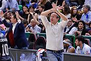 DESCRIZIONE : Beko Legabasket Serie A 2015- 2016 Dinamo Banco di Sardegna Sassari - Pasta Reggia Juve Caserta<br /> GIOCATORE : Federico Pasquini<br /> CATEGORIA : Allenatore Coach Schema<br /> SQUADRA : Dinamo Banco di Sardegna Sassari<br /> EVENTO : Beko Legabasket Serie A 2015-2016<br /> GARA : Dinamo Banco di Sardegna Sassari - Pasta Reggia Juve Caserta<br /> DATA : 03/04/2016<br /> SPORT : Pallacanestro <br /> AUTORE : Agenzia Ciamillo-Castoria/L.Canu