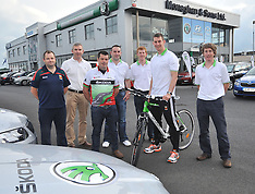 Skoda Cycle Series Westportif Pasta Power-Up at Monaghans Castlebar
