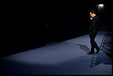 George Osborne On His Mobile