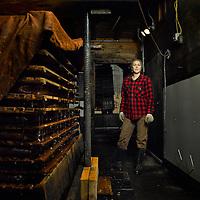 Marina Garland, Woods Cider Mill, Weathersfield, Vermont