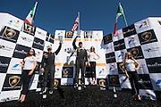 April 28-May 1, 2016: Lamborghini Super Trofeo, Laguna Seca: #3 Ross Chouest, DXDT Racing, Lamborghini Miami (AM), #27 Shawn Lawless, Dream Racing Motorsports, Lamborghini Dallas, , (PRO-AM),