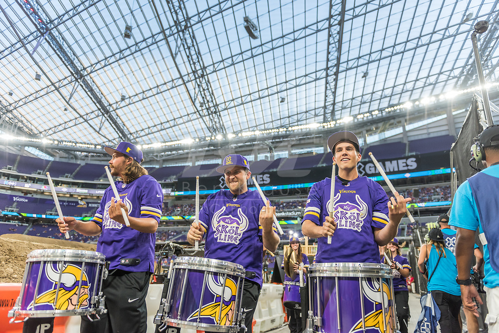 X Games 2017 on July 14, 2017 at U.S. Bank Stadium in Minneapolis, Minnesota.  Photo by Ben Krause/Minnesota Vikings