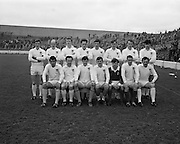 17/03/1971<br /> 03/17/1971<br /> 17 May 1971<br /> Railway Cup Football Final Connacht v Ulster at Croke Park, Dublin. The Connacht team.